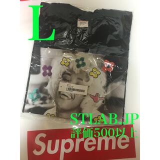 シュプリーム(Supreme)の黒 L 20SS Supreme Naomi Tee ナオミ Tシャツ(Tシャツ/カットソー(半袖/袖なし))