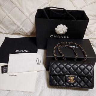 CHANEL - (29番台)CHANEL ミニ フラップ チェーン ショルダー バッグ