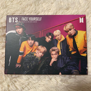防弾少年団(BTS) - BTS FACE YOURSELF 初回限定盤B