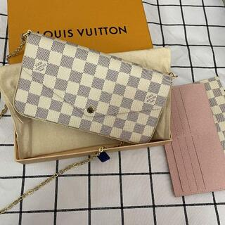 LOUIS VUITTON - 極美品】ルイヴィトン ポシェット・フェリシー N63106