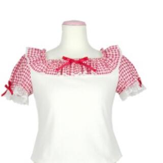 アンジェリックプリティー(Angelic Pretty)のふんわりパフェカットソー(Tシャツ/カットソー(七分/長袖))