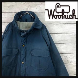 WOOLRICH - 80.sウールリッチ ハンティングジャケット モードファッションにオススメ