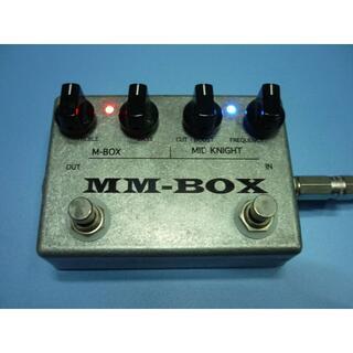 MM-BOX  アトリエZ(ベースエフェクター)