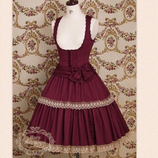 Mary Magdalene エロディドールジャンパースカート 未使用