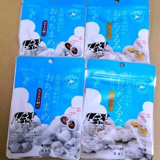 三海幸 北海道のやさしい母の味 おちちまめ②/おちちくるみ②(菓子/デザート)