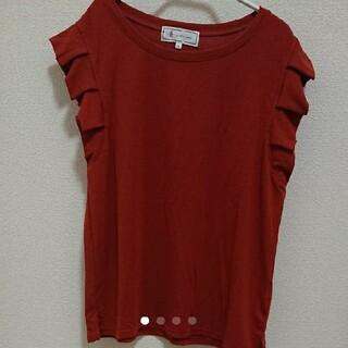 ロペピクニック(Rope' Picnic)のロペピクニック フリルシャツ(Tシャツ(半袖/袖なし))