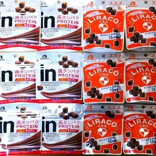 inショコラプロテイン⑥/リラコ 乳酸菌チョコ⑥ 【定価2004円商品】(菓子/デザート)