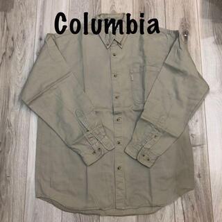Columbia - コロンビア シャツ 早い者勝ち