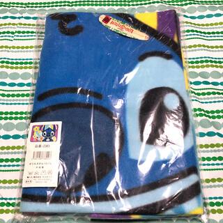 ディズニー(Disney)のリロ&スティッチ ひざ掛け ベビー毛布(毛布)