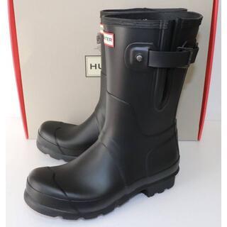 ハンター(HUNTER)の定価17000 新品 本物 HUNTER 靴 ブーツ JP27 2165(長靴/レインシューズ)
