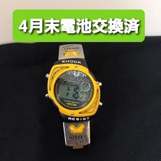 Disney - 腕時計