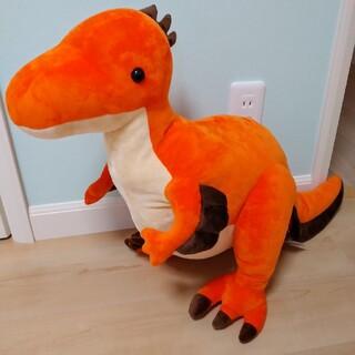 恐竜時代 ヴェロキラプトル ぬいぐるみ