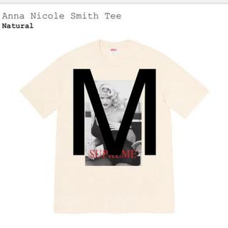 シュプリーム(Supreme)のsupreme Anna Nicole Smith Tee natural M(Tシャツ/カットソー(半袖/袖なし))