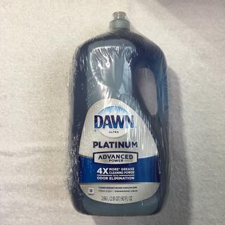 ピーアンドジー(P&G)のDAWN 食器用洗剤 ウルトラプラチナム 2.66L(食器/哺乳ビン用洗剤)