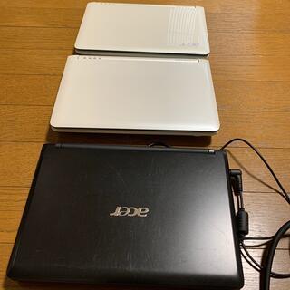 エイサー(Acer)のacer ASPIRE 3台 まとめて(ノートPC)