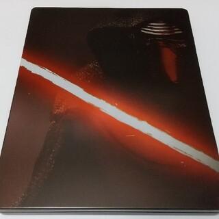 ディズニー(Disney)のスターウォーズ/フォースの覚醒    Blu-ray+DVD   スチールブック(外国映画)