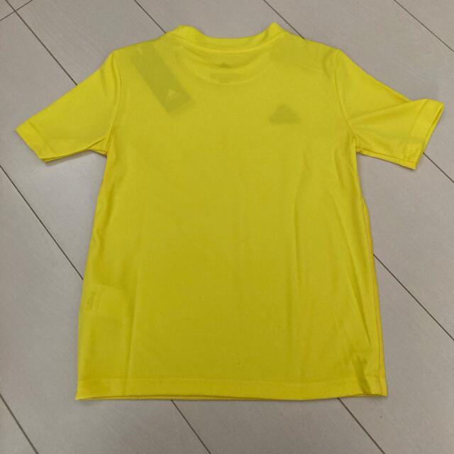 adidas(アディダス)のadidas Tシャツ 130 キッズ/ベビー/マタニティのキッズ服男の子用(90cm~)(Tシャツ/カットソー)の商品写真