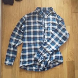 mont bell - モンベルチェックシャツ