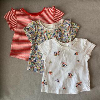 NEXT - next baby ネクスト Tシャツ 3枚セット 6-9m