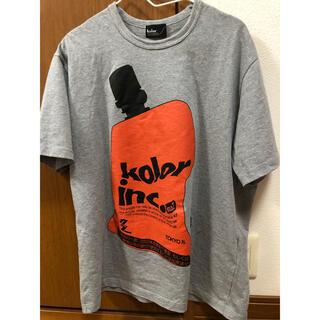 kolor - Kolor Inc.ロゴ Tシャツ 20aw
