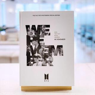 防弾少年団(BTS) - THE FACT BTS PHOTO BOOK SPECIAL EDITION