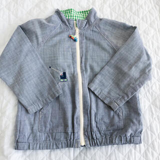 familiar - ファミリア  薄手ジャケット 100センチ