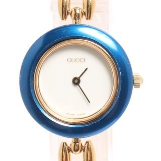 Gucci - グッチ GUCCI 腕時計 チェンジベゼルウォッチ レディース