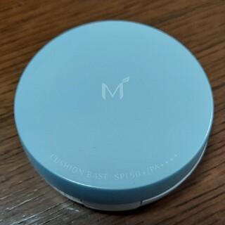 ミシャ(MISSHA)のミシャ M クッションベース ブルー(化粧下地)