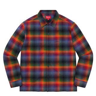 シュプリーム(Supreme)のSupreme シュプリーム 21SS Plaid Flannel Shirt (シャツ)