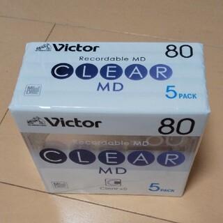 ビクター(Victor)のVictor MD録音用ディスク 5枚パック(その他)