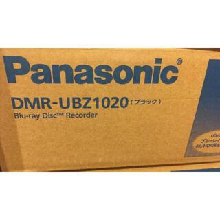 Panasonic - パナDMR-UBZ1020 BDレコーダー1TB 3チューナーUltra HD