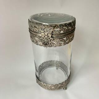 ZARA HOME - ZARAHOME 小物入れ 雑貨 ガラスボックス
