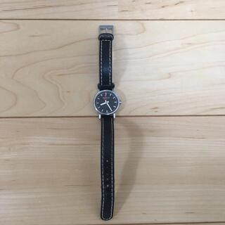 MONDAINE - モンディーン 腕時計 レディース ブラック