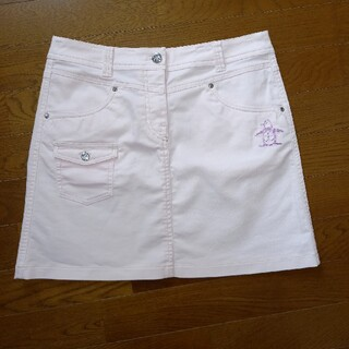 Munsingwear - マンシングゴルフスカート