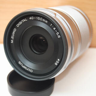 OLYMPUS - ⭐️オリンパス 望遠レンズ 40-150mm R シルバー⭐️