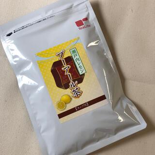 ティーライフ(Tea Life)のティーライフ 瀬戸内レモンプーアール茶(健康茶)