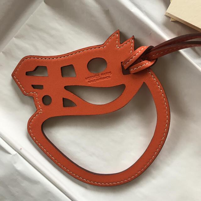 Hermes(エルメス)のパドックシュバル エルメス  チャーム スウィフト ハンドメイドのファッション小物(バッグチャーム)の商品写真