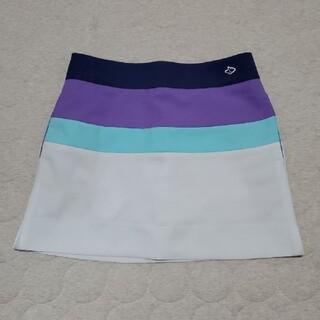 PEARLY GATES - パーリーゲイツ スカート インナー一体型