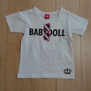 BABYDOLL - BABYDOLL ベビードール Tシャツ