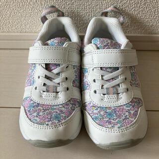 靴 イフミー  18 CALIN 女の子 美品