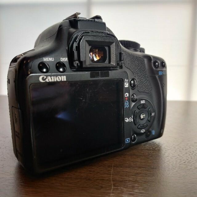 Canon(キヤノン)のEOS KISS X3 スマホ/家電/カメラのカメラ(デジタル一眼)の商品写真