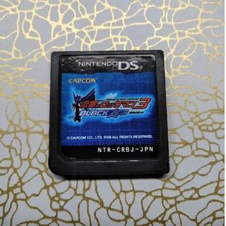 ニンテンドーDS(ニンテンドーDS)の流星のロックマン 3 ブラックエース(家庭用ゲームソフト)