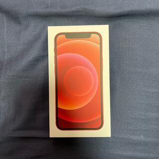 Apple - iPhone12mini SIMフリー 64GB RED