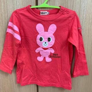 ホットビスケッツ(HOT BISCUITS)のミキハウス ホットビスケッツ ロンT(Tシャツ/カットソー)