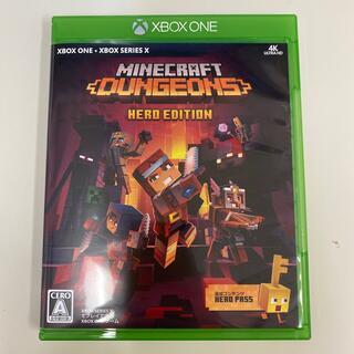 エックスボックス(Xbox)のMinecraft Dungeons Hero Edition XBO(家庭用ゲームソフト)