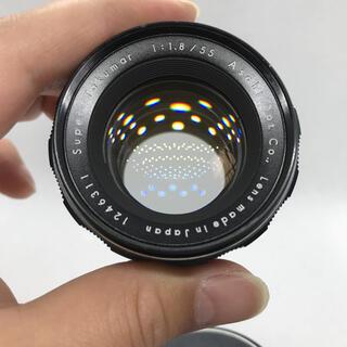 PENTAX - 美品!!PENTAX super takumar 55mm f1.8 前期!!