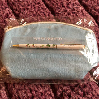 WEDGWOOD - ウエッジウッド オリジナル ポーチ&ボールペン 2個