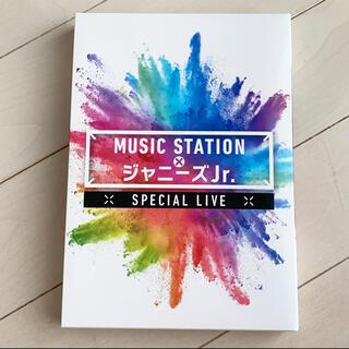 ジャニーズJr. - 【1度再生】Music station × ジャニーズJr.