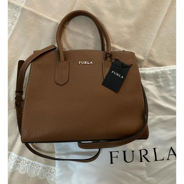 Furla(フルラ)のFURLAトートショルダーバック未使用❣️ レディースのバッグ(ショルダーバッグ)の商品写真