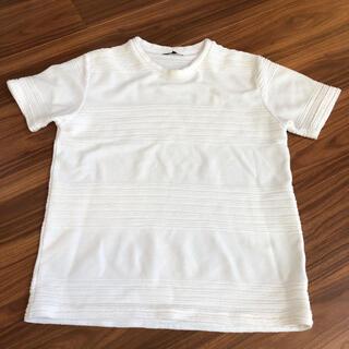 エムエフエディトリアル(m.f.editorial)のTシャツ ホワイト エムエフエディトリアル(Tシャツ/カットソー(半袖/袖なし))